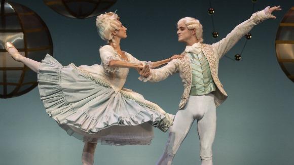 Nadal:  Dansa: Compañía Nacional de Danza amb 'El trencanous'