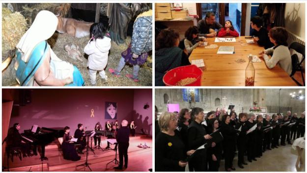 Un cap de setmana nadalenc a Sant Cugat