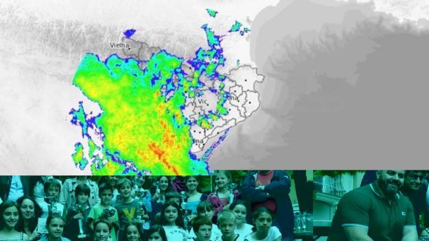 'El Pou' s'endinsa en el funcionament dels huracans