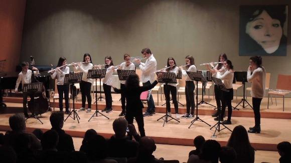 Nadal: Concerts de Nadal (Escola Municipal de Música i Conservatori)