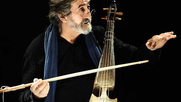 Nadal: Conferència musical: 'La música i la vida', amb Jordi Savall