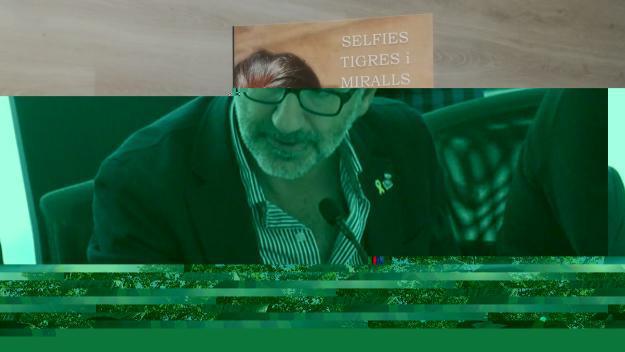 Josep Amorós presenta el seu llibre 'Selfies, tigres i miralls'