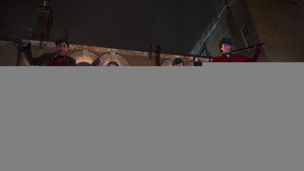 L'actriu Emily Blunt protagonitza 'El regreso de Mary Poppins' / Foto: IMDb