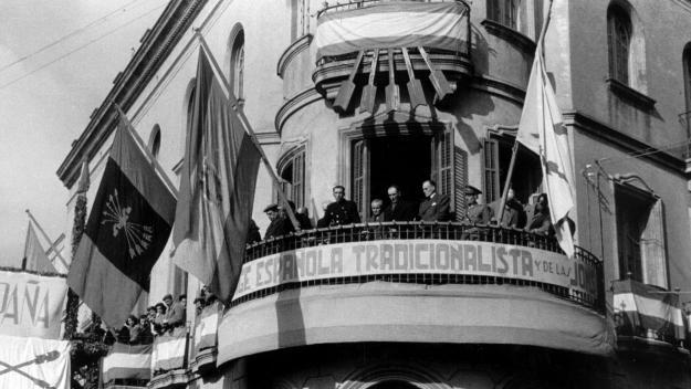L'ocupació a Sant Cugat de les tropes franquistes: 80 anys després