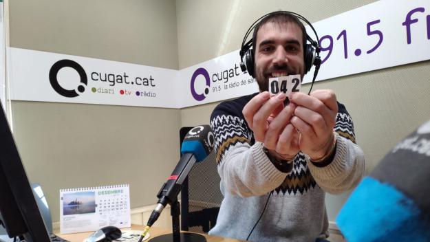 Ja hi ha guanyadora de la panera de Cugat.cat