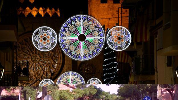 Sant Cugat acomiada l'any amb les campanades d'Octavià