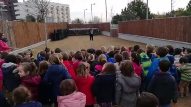 La Mirada estrena pati nou