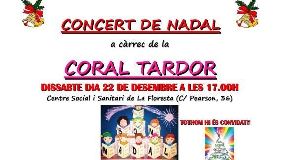 Nadal: Concert de Nadal de la Coral Tardor