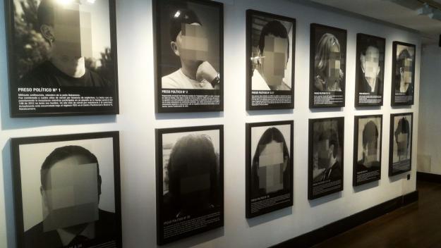 L'exposició dels 'Presos Polítics' i el procés com a lluita no-violenta, protagonistes de la jornada