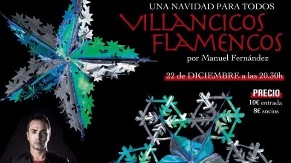 Nadal: Concert: 'Villancicos flamencos'