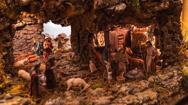 Nadal: Recorregut musical pels pessebres en finestra del centre de Sant Cugat
