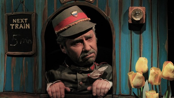 Nadal a l'Envelat: 'Mr. Train'