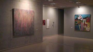 L'exposició està instal·lada a la Casa Aymat
