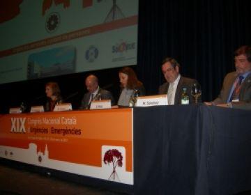 Sant Cugat posa en comú la tasca que fan els serveis d'urgència i emergència de Catalunya