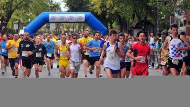 La Mitja Marató de Sant Cugat 2019 serà Campionat d'Espanya / Font: Localpres