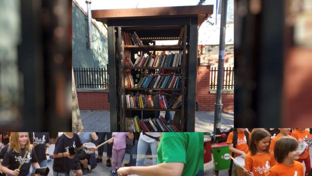 La Floresta ja té el seu propi punt d'intercanvi de llibres