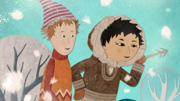 Nadal: Cicle de cinema 'Anima't en família': 'Neu i els arbres màgics'