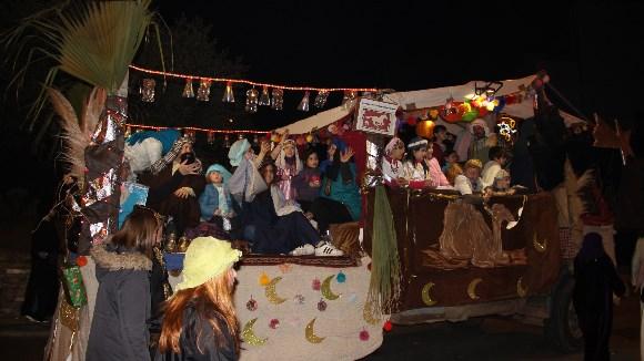 Nadal: Cavalcada de Reis a Valldoreix