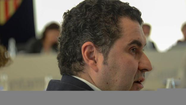 Ferran Villaseñor dirà adéu aquest mandat a la seva etapa de regidor