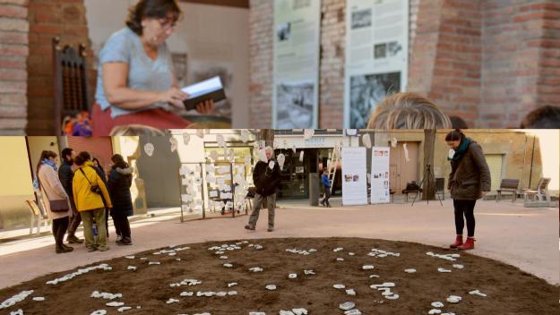 Dissabte l''Hora del conte' a la Biblioteca Central Gabriel Ferrater / Foto: Localpres