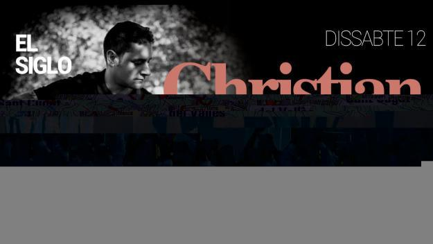 Concert-vermut a El Siglo: Christian Dorico