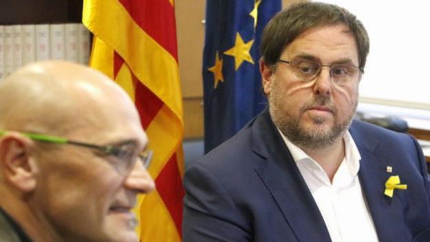 Romeva i Junqueras demanen la seva absolució