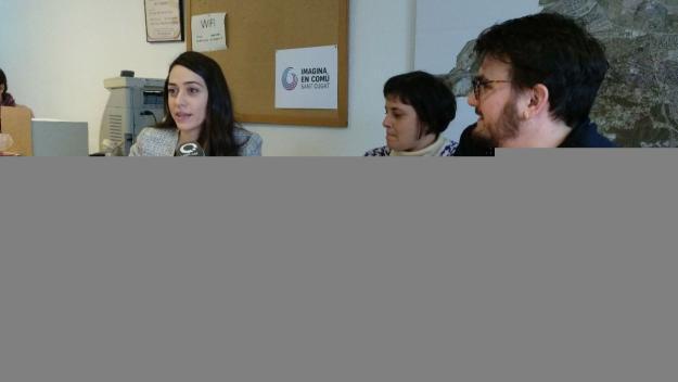 ICV-EUiA vol emmirallar-se en la transparència de Sabadell