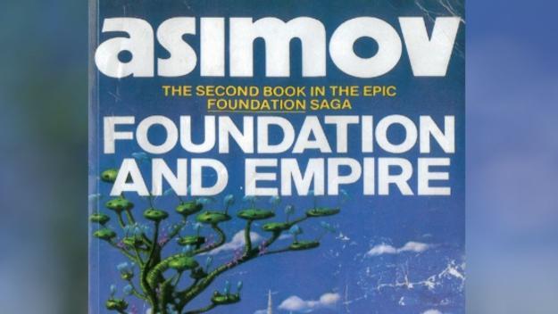 Rellegim la trilogia de 'La Fundació', d'Isaac Asimov
