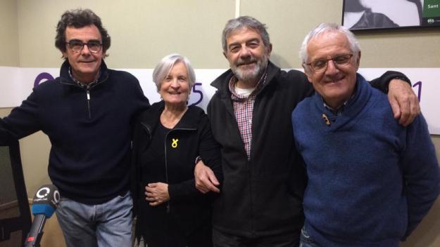 El 'Converses consentides' entrevista Lourdes Carré