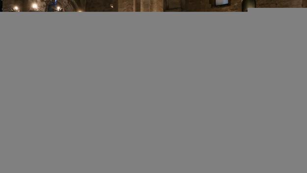 Més d'un centenar de persones honoren Sant Antoni en la tradicional missa al Monestir