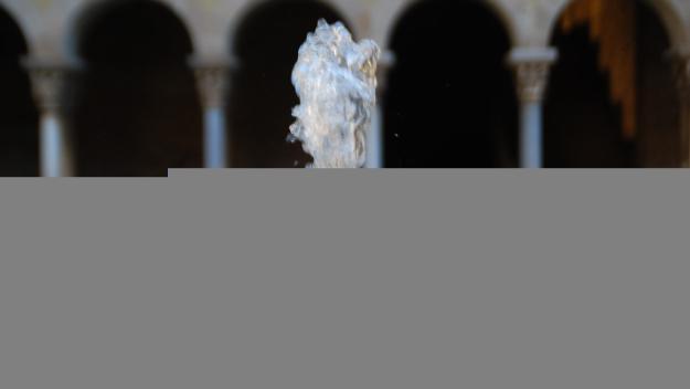 Inauguració de l'exposició 'Un cop d'ull a Sant Cugat'