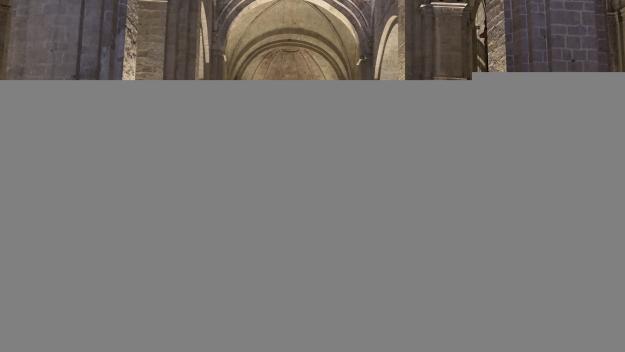 Sant Cugat acomiada Pere Vilarasau en una emotiva cerimònia al Monestir