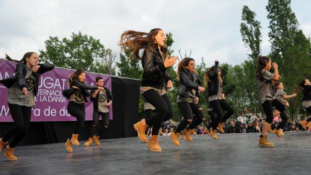 Sant Cugat celebra aquest dissabte una trobada local d'alumnes de Hip Hop