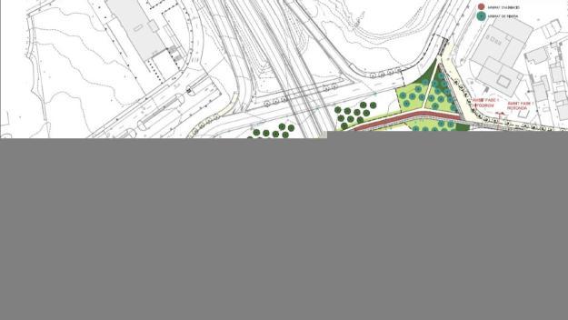 Un canvi en la mobilitat a l'entrada de Sant Cugat: així serà la nova rotonda de l'Hipòdrom
