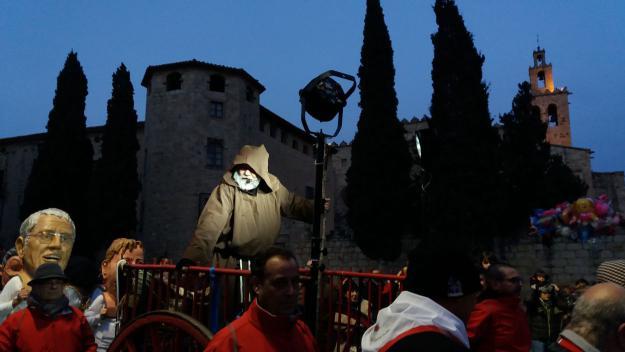 El foc de Sant Antoni es desfà de 'tots els maldecaps' amb la Festa dels Foguerons