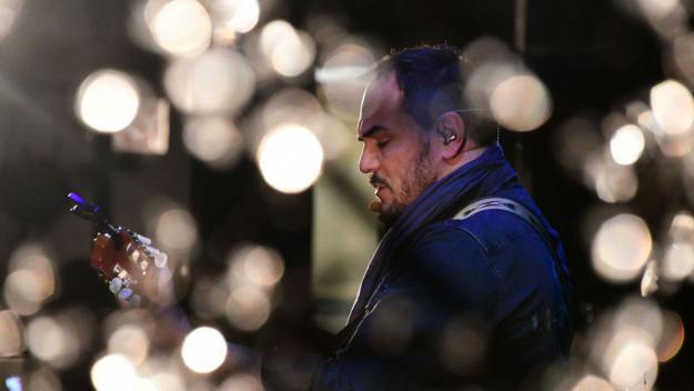 Reivindicació i sensibilitat, els ingredients d'Ismael Serrano per omplir el Teatre-Auditori