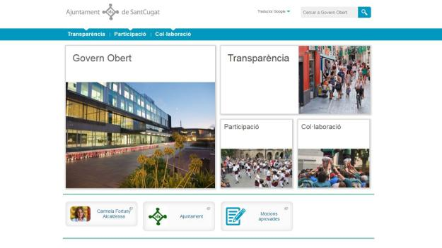 Compromís unànime del ple per millorar la transparència i el bon govern municipals