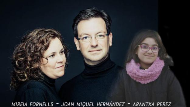 Arantxa Pérez és l'alumna convidada al concert del 3 de febrer / Foto: Joventuts Musicals