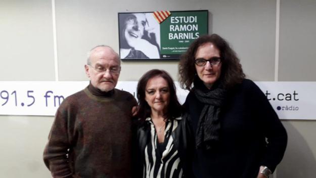 L'escriptora Empar Fernández parla de la seva nova novel·la històrica al 'Lletres i música'