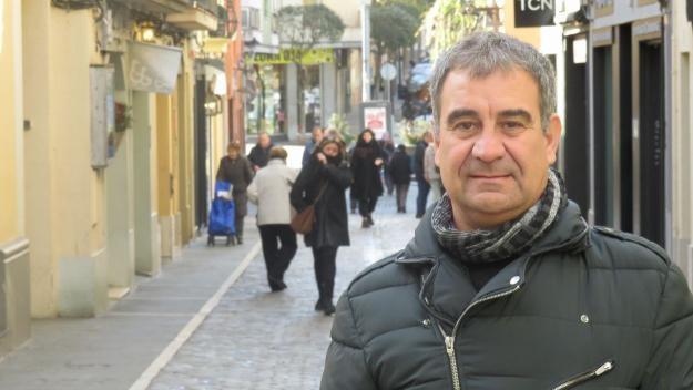 Jesús Carballo: 'La situació del comerç local comença a ser crítica'