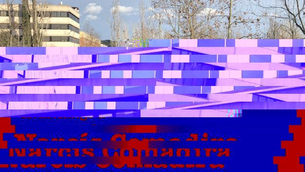 Dos integrants de l'Ordre de les dues Torres / Foto: Cugat.cat