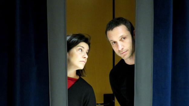 Laia Marull i Pablo Derqui se sotmeten al qüestionari de Cugat.cat / Foto: Cugat.cat