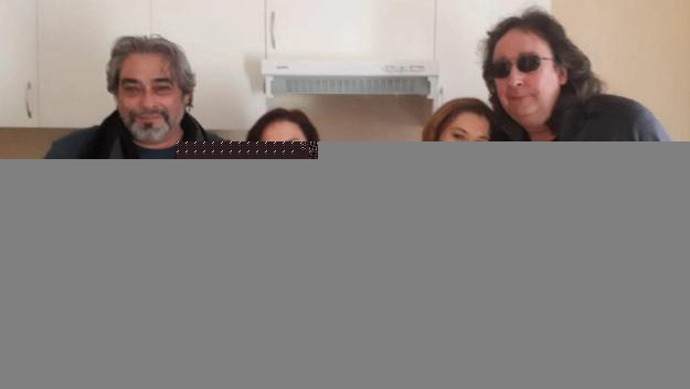 Segunda temporada. 19º Programa 'Lletres i música' con Albahaca Martín, Paco Gómez Escribano y Pedro de Paz 190129-lletres-musica-convidats-a-cugatcat