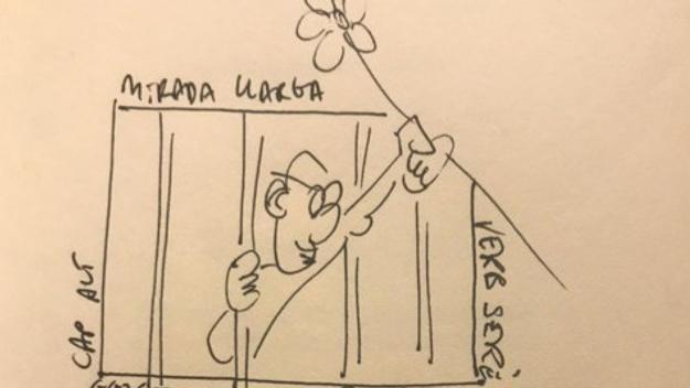 Imatge del llibre que Raül Romeva ha escrit des de la presó / Foto: ACN