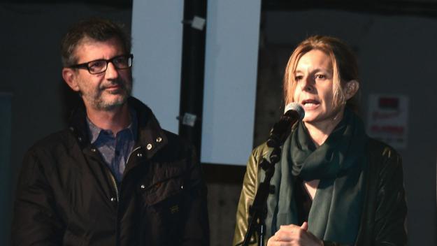 Vallès i Fortuny, als premis 'Tot fotoportada' de l'octubre passat / Foto: Localpres