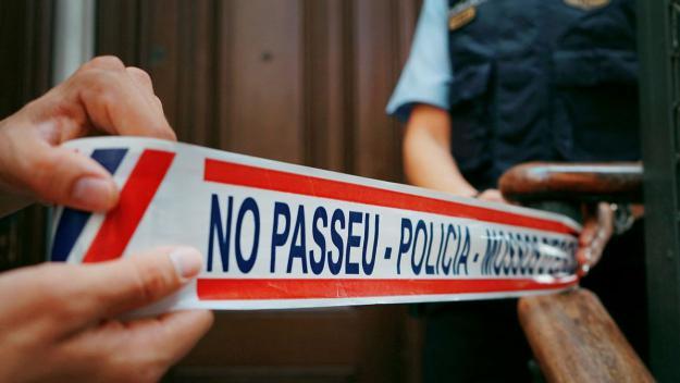 Detingut un home per robar dues destrals i intentar un altre furt al barri del Monestir