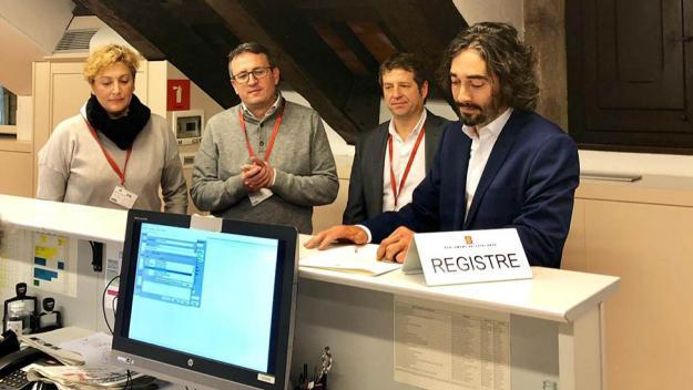 El grup parlamentari del PSC vol més bombers per a Rubí, Sant Cugat i Castellbisbal