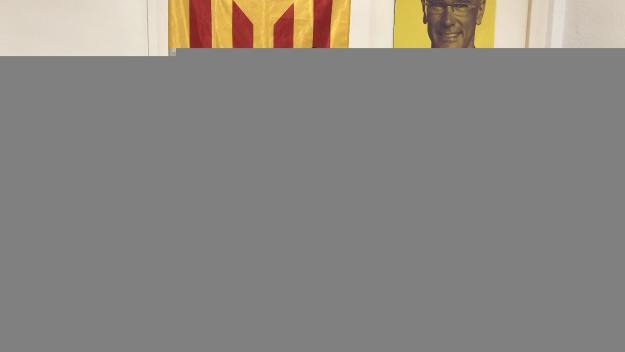 El Jovent Republicà ha presentat el seu parer en roda de premsa / Foto: Cugat.cat