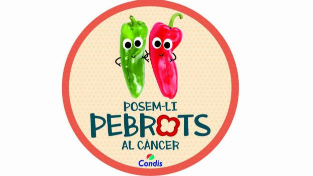 Torna la campanya 'Posa-hi pebrots al càncer'