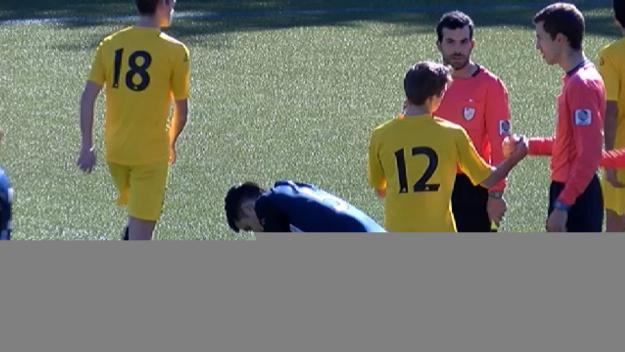 L'Atlètic Junior supera el Prat B i continua a la part alta del grup 3 de Segona Catalana